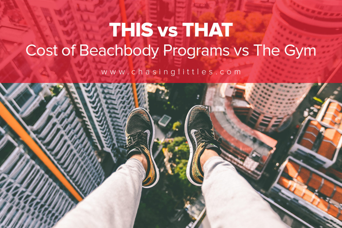 beachbody programs cost compared to that of a gym membership