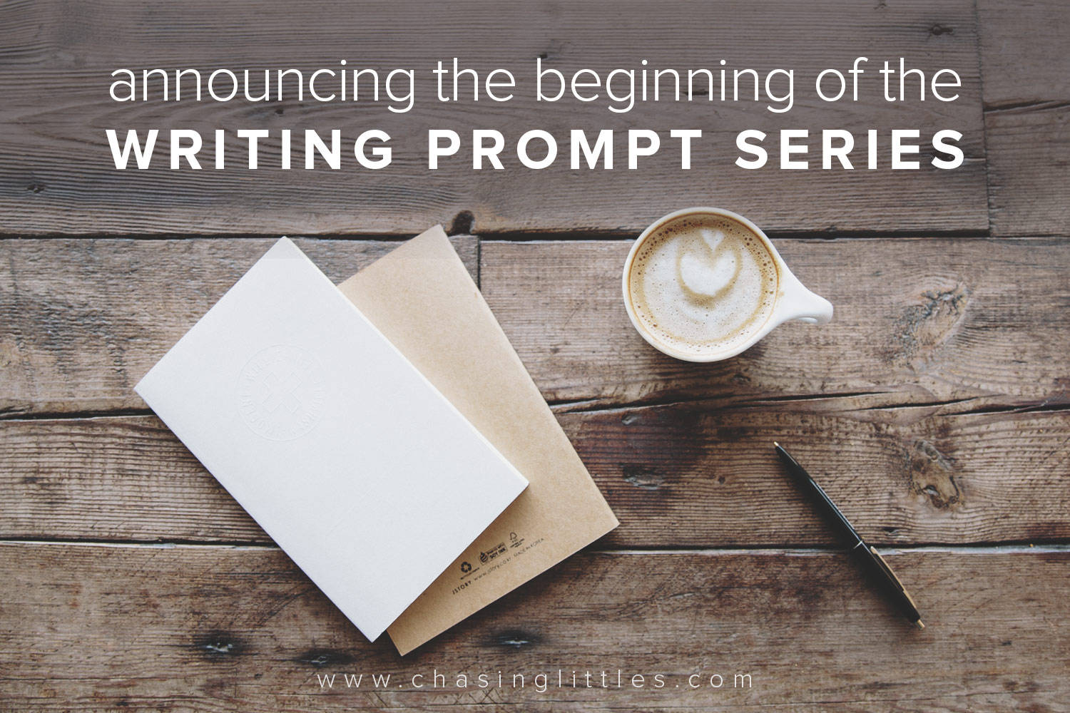 writing prompt announcement