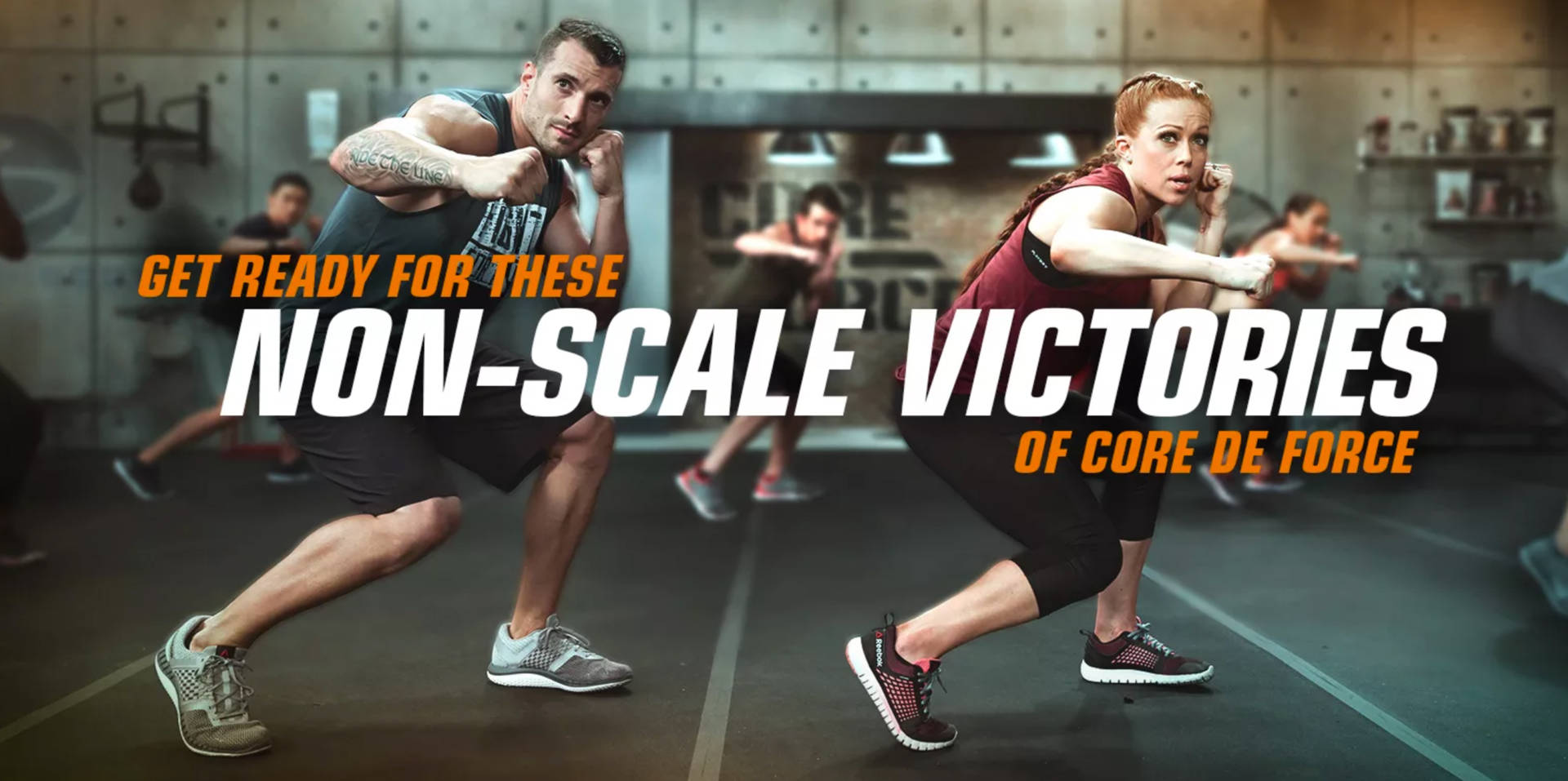 NON scale victories of core de force