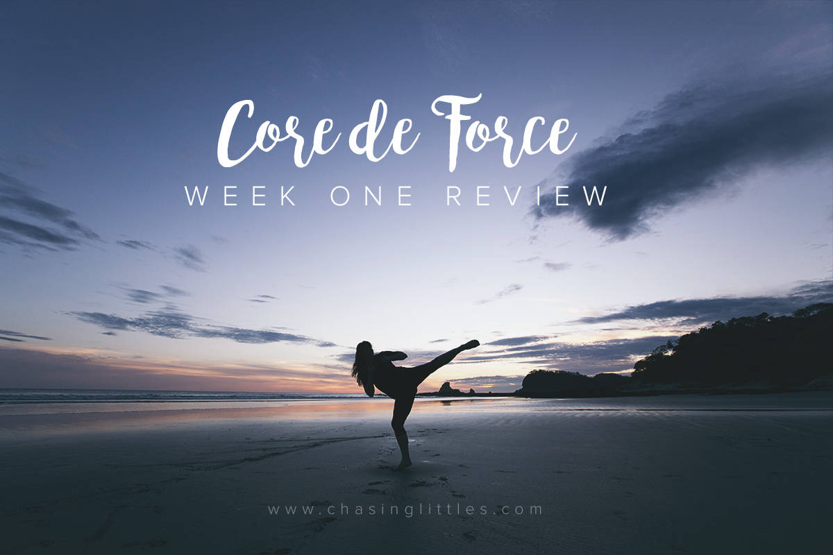 core de force week one review