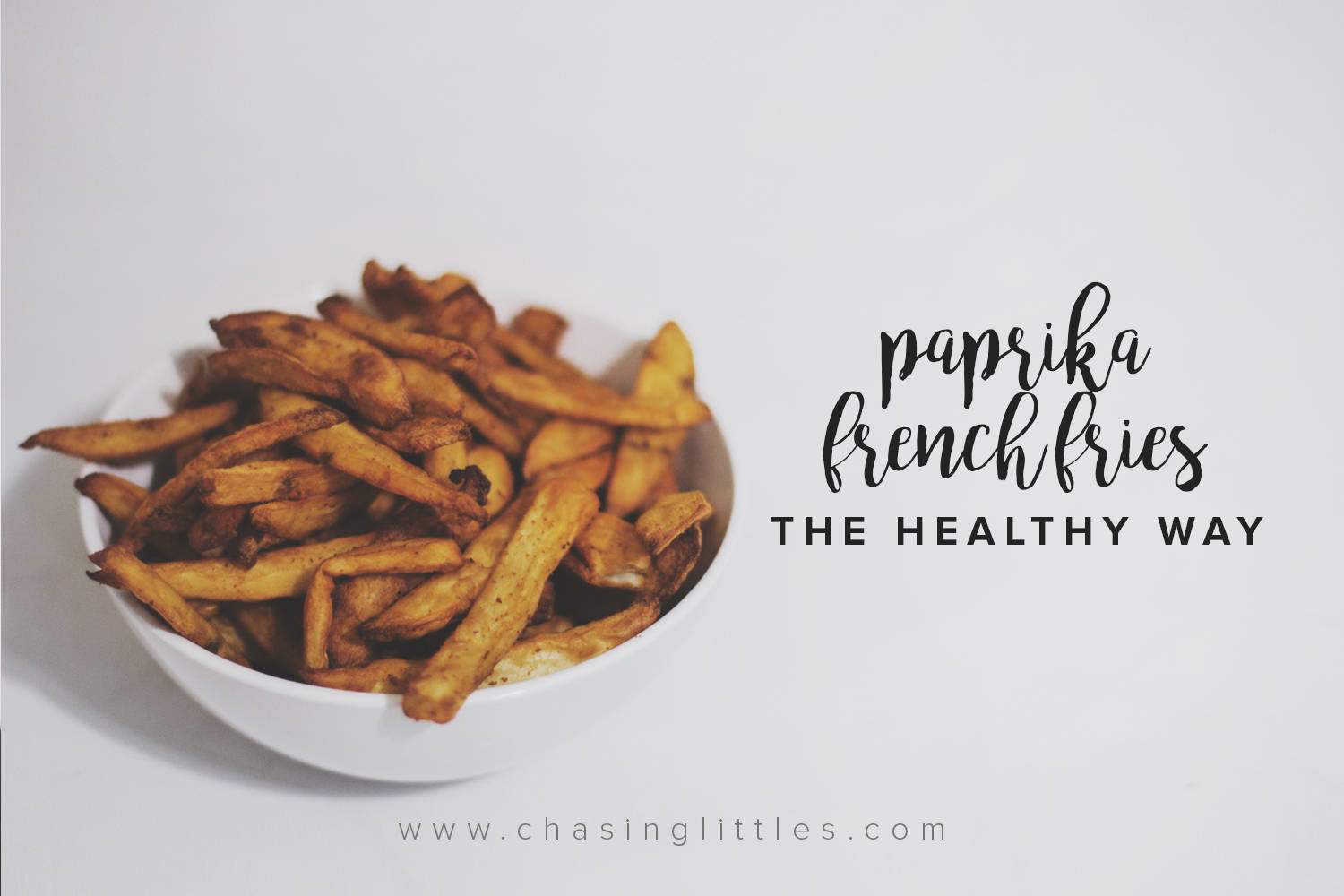paproka french fries healthy
