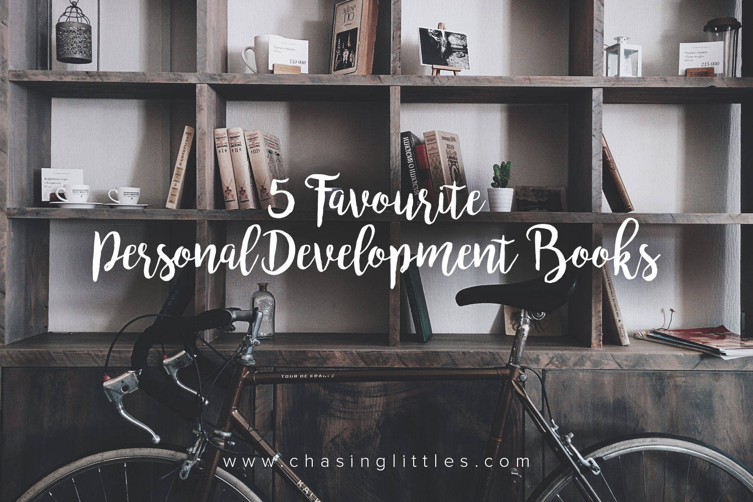 5 Favourite Personal Development Books
