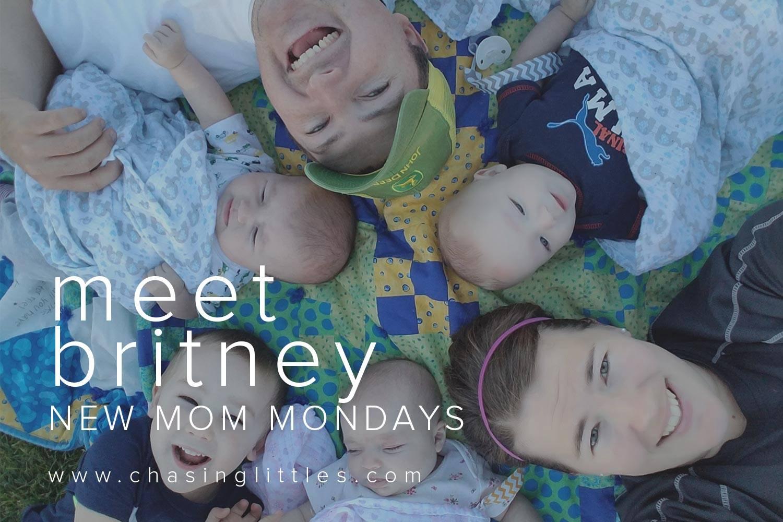 NEW MOM MONDAYS CHASING LITTLES